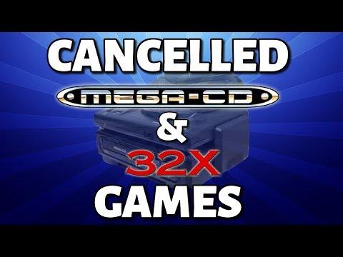 15 Cancelled Sega Mega CD & 32X Games