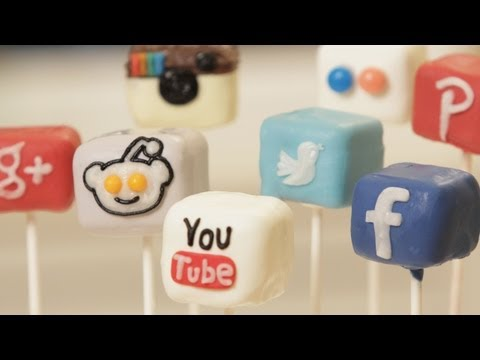 SOCIAL MEDIA CAKE POPS – NERDY NUMMIES