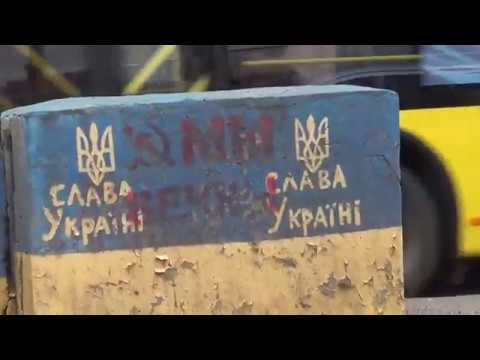 Мост Украины москалям на зависть