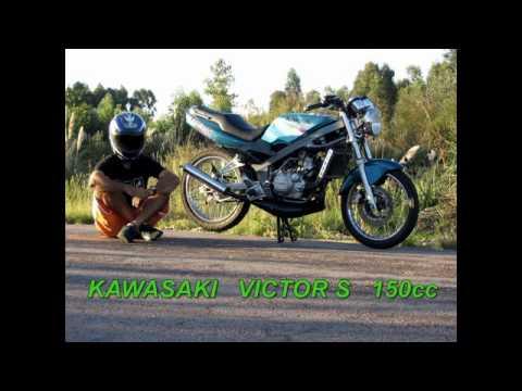 Kawasaki victor s 150cc