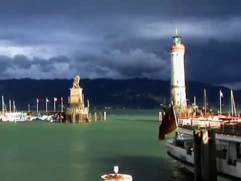 Sturm am Bodensee