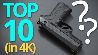 """TOP 357s VIDEO: https://www.youtube.com/watch?v=nZzusyfk4zU*PLEASE READ THE DESCRIPTION AND FAQ BELOW.* I even wrote out the list for you, and I bet I already addressed your comment. :-)These are my picks for the ten best 9mm handguns in the world. """"Best"""" is of course a subjective term, and in this case I don't really mean """"best"""" for concealed carry, or """"best"""" for taking a Costa Ludus class. These are the best for my purposes at the range, and probably for many others, too. Warning: my tastes tend towards the hipster snob and I'm not pretending to limit these to budget guns available at Bud's._________________________________________________________**FREQUENTLY ASKED QUESTIONS**There's a trend to many of the comments, so I'll address them and hopefully save us both time:Q: Should have called it """"Top 10 Range Guns,"""" liar!A: Do you go to all the other Top 10 lists full of Glocks and CZs and say they should be called """"Top 10 Generic and Interchangeable Combat 9mms?"""" No? Think about why not and maybe you'll understand. This video is titled """"GUN HIPSTER EDITION"""" for a specific reason.Q: Hay idiot, where's the Glock/Hi-Power/92fs?!!1!A: As indicated extremely clearly by the title, this list is for gun savvy hipsters who want to hear about guns that aren't on literally every single other Top 10 list out there. Also, believe it or not, better shooting guns exist, and these count among them. It's Porsches and Ferraris and Astons vs Mazdas and Fords and Dodges. More to the point, shoot a Glock 19 and then a Sig X5 or X6 and tell me which one shoots better. (If you don't know what a hipster is, I can't really help you.)Q: More like """"Top 10 guns you own and want to show off, bozo!!!""""A: I own a lot more than these. I've shot even more. The ones on this list are just better, IN MY OPINION, as the description states. Q: What makes these better than my Hi-Power/Glock/etc., moran!!A: Guns on this list have qualities such as: superlative triggers, excellent ergos, perfect reliability"""