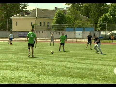Футболисты Новгородского района выиграли