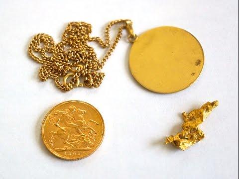 comment localiser la cible d'or