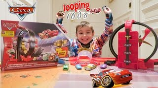 Video JOUET - Swan Champion des Loopings avec le LANCEUR SUPER LOOPING CARS - Disney Flash McQueen MP3, 3GP, MP4, WEBM, AVI, FLV September 2017