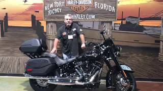 7. 2018 Harley Davidson Softail Heritage Classic for sale in Florida