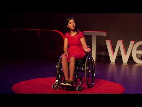Disability does not mean inability | Yasmin Sheikh