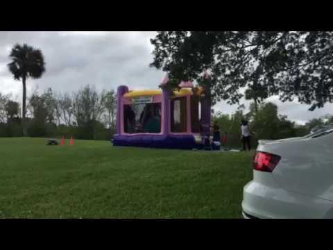 Fun Bounce House in Coral Springs FL - 954-695-8492 .