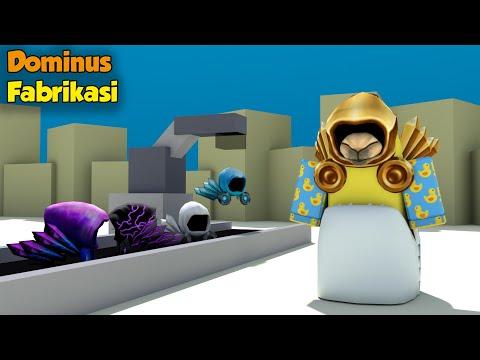 🎩 Dominus Fabrikası Kuruyoruz! 🎩 | Dominus Tycoon | Roblox Türkçe
