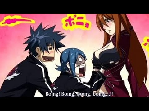 Must Watch Top 10 Funny Anime Moments - Lets Laugh :)