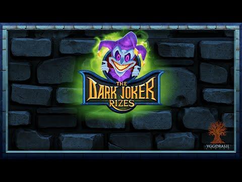 The Dark Joker Rizes Video Slot - Yggdrasil Gaming
