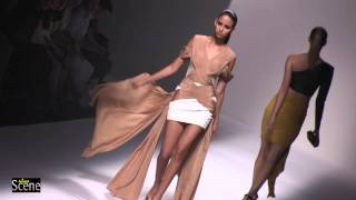 Vatanika At Elle Fashion Week 2012 In Bangkok. Movie By Paul Hutton, Bangkok Scene
