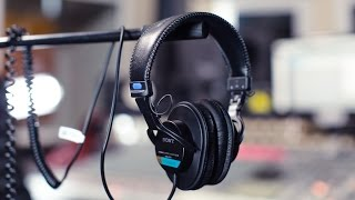 Video Studio Headphone Review: Sony MDR-7506 MP3, 3GP, MP4, WEBM, AVI, FLV Juni 2018