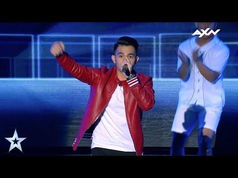 Neil Rey Garcia Llanes Semi-Final 1 | Asia's Got Talent 2017
