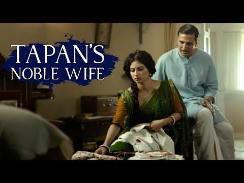 Tapan's noble wife | Gold | Akshay Kumar | Mouni Roy