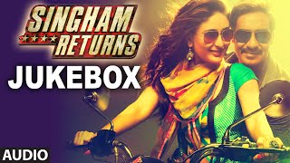 Singham Returns - Full Audio Jukebox