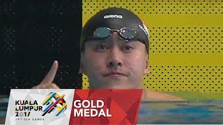 Video Swimming Men's 200m butterfly Finals of 29th SEA Games 2017 MP3, 3GP, MP4, WEBM, AVI, FLV Agustus 2017
