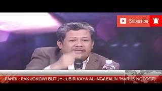 Video GANASNYA FAHRI DAN ROCKY NGERUJAK ALI NGABALIN MP3, 3GP, MP4, WEBM, AVI, FLV April 2019
