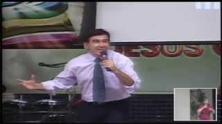 Pr. Silvio Ferreira - O que nos proporciona o conhecimento de Cristo - 23/11/2014
