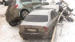 Подборка дтп, Car crash compilation  [# 27]