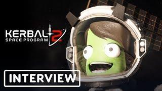 Kerbal Space Program 2 Is Sending Those Poor Kerbals Back Into Orbit - Gamescom 2019 by IGN