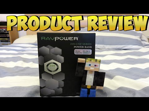RAVPower – Product Review – Battery charger