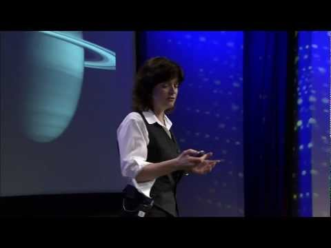 Carolyn Porco: flies us to Saturn: TED Talk: Inspiring: Informative: Ideas