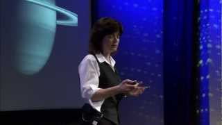 Carolyn Porco: flies us to Saturn