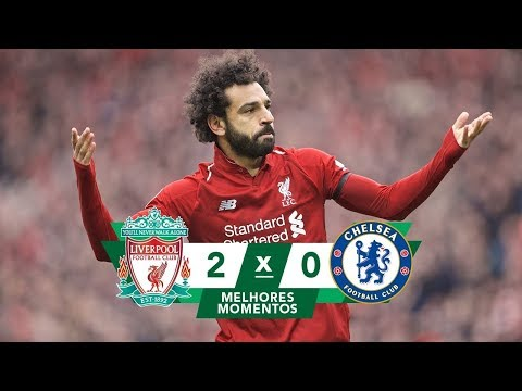 Liverpool 2 x 0 Chelsea Melhores Momentos HD