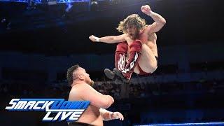 Video Daniel Bryan vs. Samoa Joe – Gauntlet Match Part 2: SmackDown LIVE, June 19, 2018 MP3, 3GP, MP4, WEBM, AVI, FLV Juni 2018
