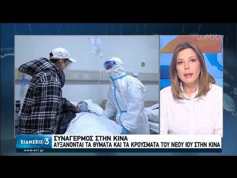 Κορονοϊός: Αυξάνονται θύματα και κρούσματα – Στα όριά τους οι γιατροί στην Κίνα | 06/02/2020 | ΕΡΤ