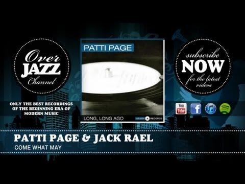 Patti Page - Come What May lyrics