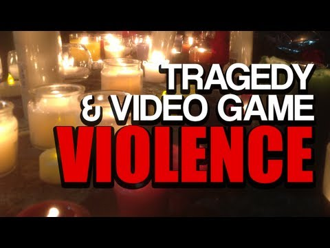 Tragédie a Násilí v počítačových hrách!