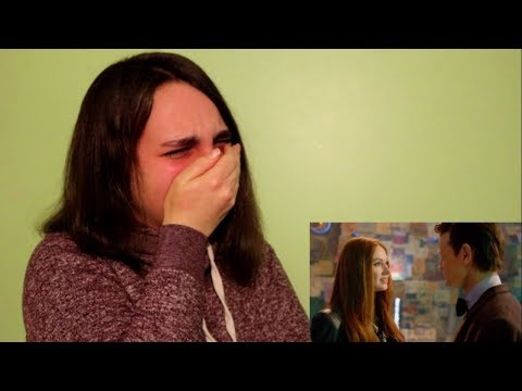 "Doctor Who ""the Time Of The Doctor"" Reaction"