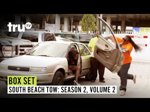 South Beach Tow | Season 2 Box Set: Volume 2 | Watch FULL EPISODES | truTV
