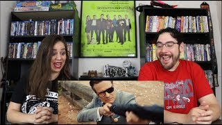 We are back from California and it's time to start getting back to the reactions. First on the list is the second trailer for Kingsman THE GOLDEN CIRCLE. SEND FAN CREATIONS, MAIL, SWAG TO7320 N La Cholla Blvd Suite 154 #277Tucson, AZ 85741AND IT COULD END UP IN OUR VIDEOS!FOLLOW US @Twitter: https://twitter.com/Late2TheParty11Facebook: https://www.facebook.com/OfficiallyLateToThePartyTumblr: http://www.officiallylatetotheparty.tumblr.comInstagram: https://www.instagram.com/officiallylatetotheparty/HELP SUPPORT US @Patreon: https://www.patreon.com/OffficiallyLateToThePartyMusic: http://www.bensound.com
