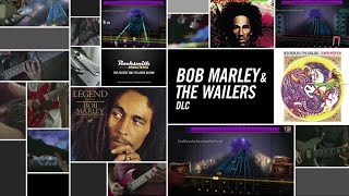 "Learn to play 5 reggae classics from Bob Marley & The Wailers! ""Could You Be Loved,"" ""Buffalo Soldier,"" ""No Woman, No Cry,"" ""Redemption Song,"" and ""Is This Love"" will be available today on Xbox Live, PlayStation Network, and Steam. The songs may be posted later for players in territories served by the European PlayStation Store due to differences in publishing times. See the tunings and arrangements below. ""Could You Be Loved"" – E Standard – Lead/Rhythm/Bass; Drop D - Alt Lead""Buffalo Soldier""  – E Standard  – Lead/Rhythm/Bass""No Woman, No Cry"" – E Standard – Lead/Rhythm/Bass""Redemption Song"" – E Standard – Lead/Alt Lead/Rhythm/Bass""Is This Love"" - E Standard - Lead/Rhythm/BassFor more information, visit http://www.rocksmith.com"