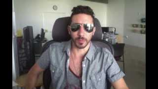 ray ban rb3025 review  鉁� Blue Mirror Ray Ban Aviators Videos - by Stagevu.com
