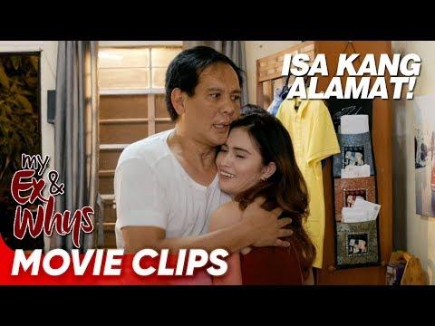 Mukhang may pinagmanahan si Gio! | 'My Ex and Whys' | Movie Clips