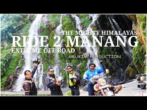 RIDE TO MANANG NEPAL | TEESTA THUMPERS | AMUKIM PRODUCTION