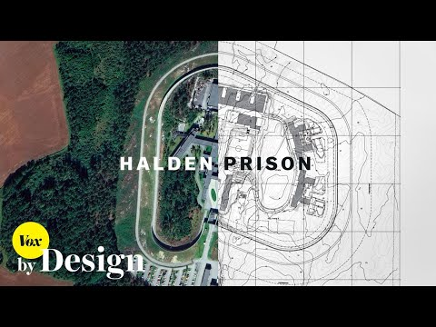 How a Humane Norwegian Prison Looks Like Inside and Out