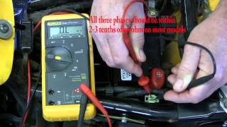 9. Ricks Motorsport Electrics, Inc. How to test a motorcycle stator
