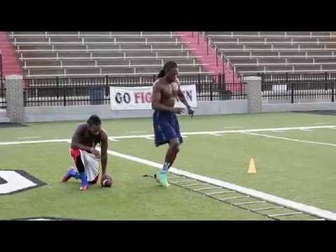 #ElevateYourGrind Footwork Video 1