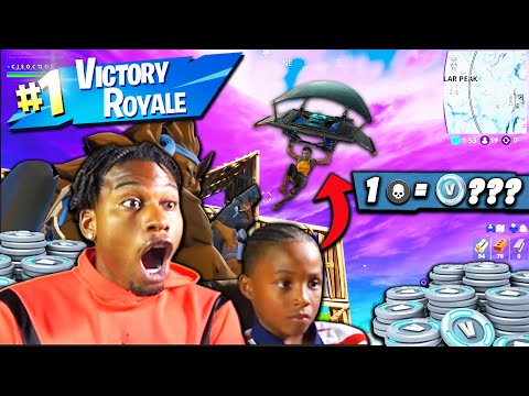 LEONIDAS AND CJ SO COOL PLAY FORTNITE FOR THE FIRST TIME IN MONTHS!
