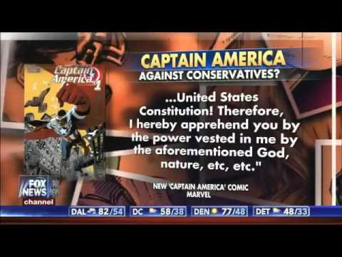 Image result for sam wilson captain america fox news
