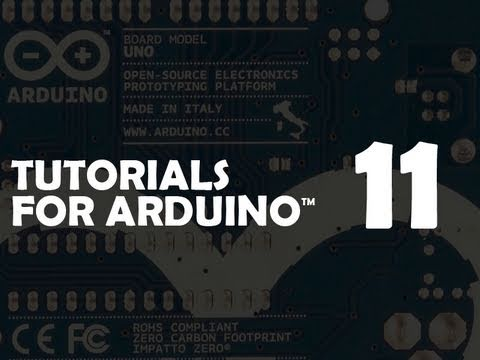 Tutorial 11 for Arduino: SD Cards and Datalogging