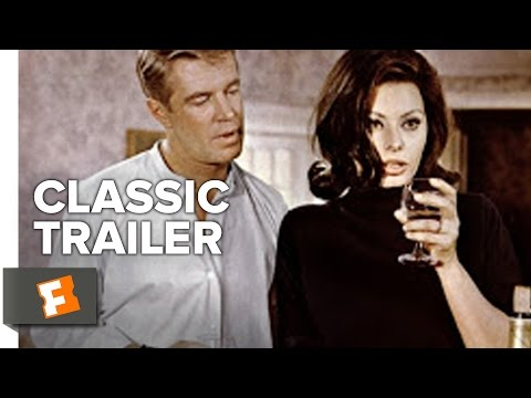Operation Crossbow (1965) Official Trailer - Sophia Loren, George Peppard Movie HD