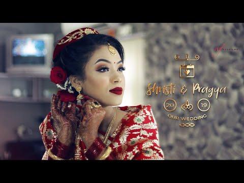 Nepali Cinematic Wedding Highlight   Shristi Weds Pragya   Wed Films