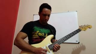 George Harrison Tribute - While My Guitar Gently Weeps, by Jailson Lisboa