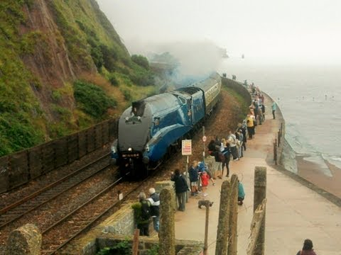 steam - Finally, 2012 draws to a close and now it's time to recollect on the best moments of the British Railway Steam scene, including tours, private charters, over...